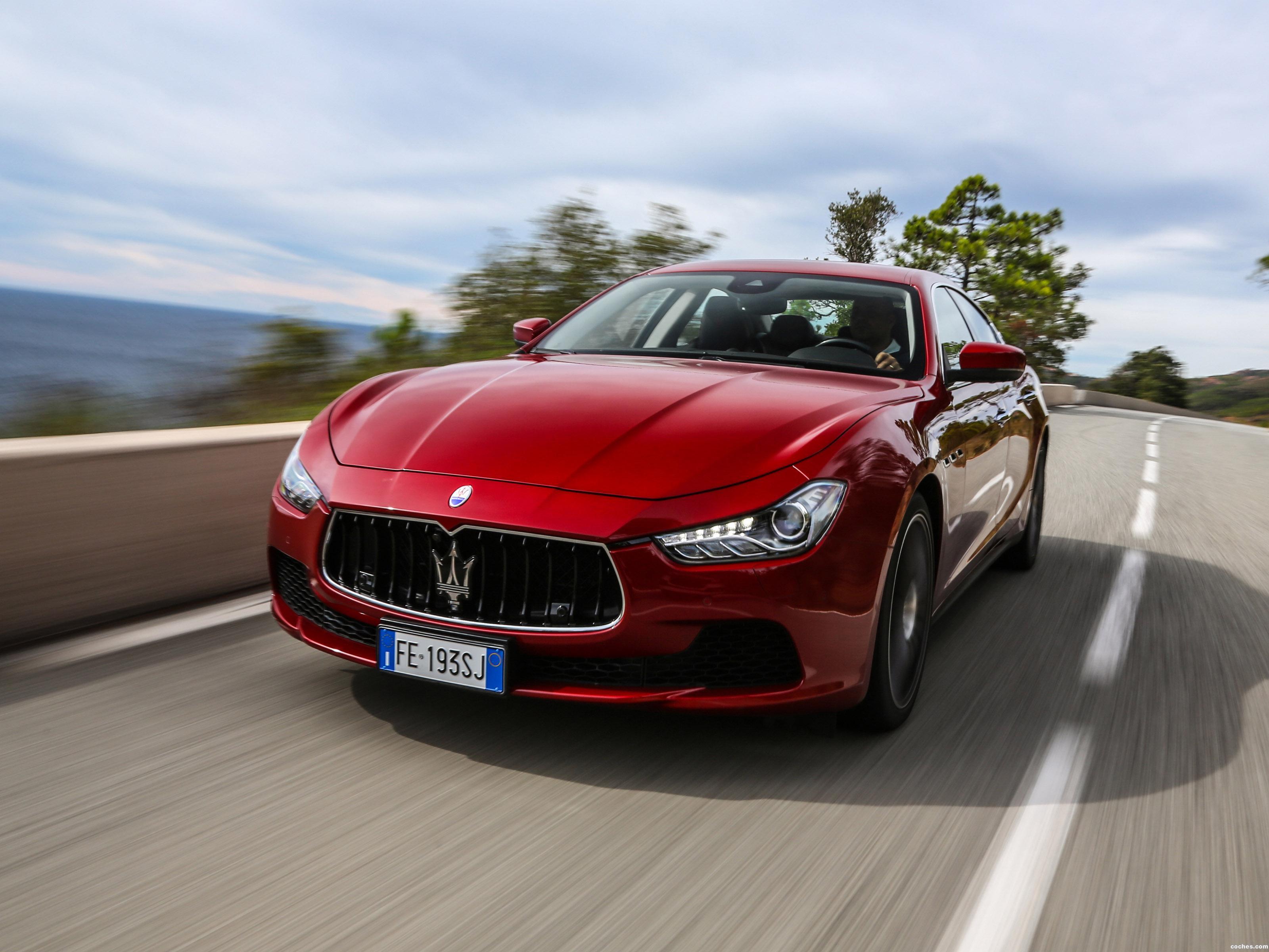 Foto 0 de Maserati Ghibli S Q4 2016