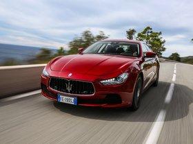 Ver foto 1 de Maserati Ghibli S Q4 2016