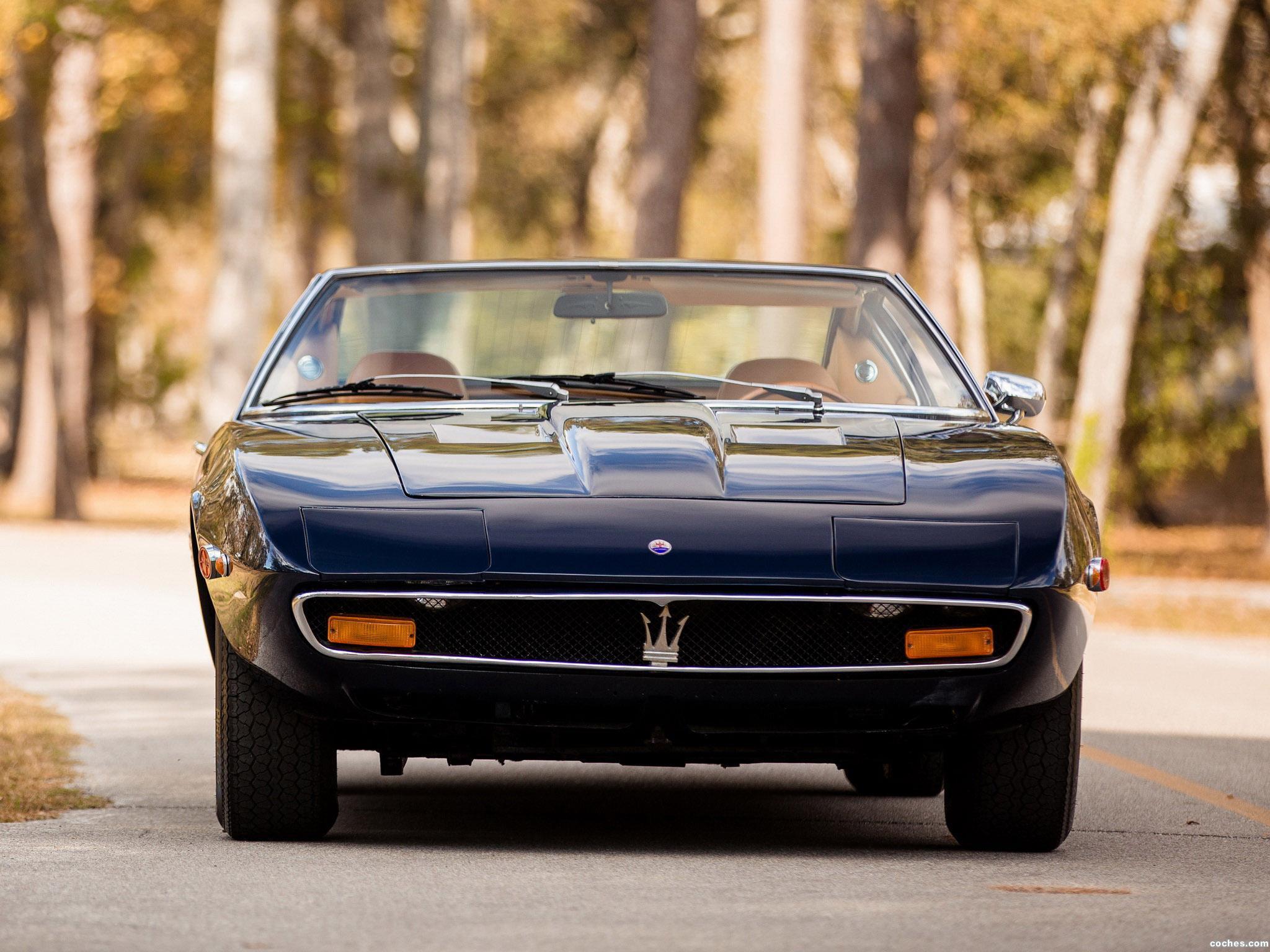 Foto 6 de Maserati Ghibli SS USA 1970