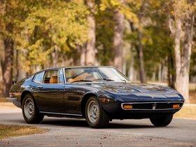 Ver foto 1 de Maserati Ghibli SS USA 1970