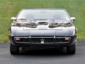 Ver foto 9 de Maserati Ghibli Spyder 1967