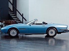 Ver foto 7 de Maserati Ghibli Spyder 1967