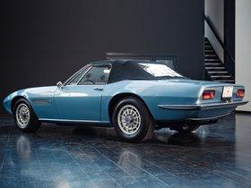 Ver foto 5 de Maserati Ghibli Spyder 1967