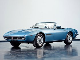 Ver foto 4 de Maserati Ghibli Spyder 1967