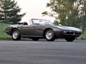 Ver foto 3 de Maserati Ghibli Spyder 1967