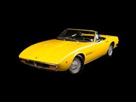 Ver foto 17 de Maserati Ghibli Spyder 1967