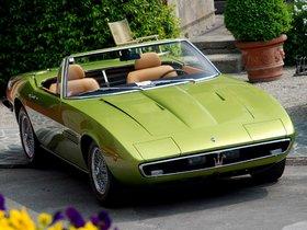 Ver foto 16 de Maserati Ghibli Spyder 1967