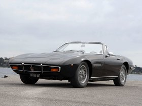 Ver foto 14 de Maserati Ghibli Spyder 1967