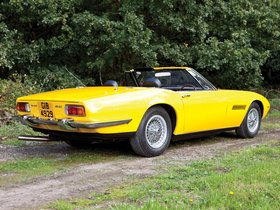 Ver foto 6 de Maserati Ghibli Spyder SS UK 1970