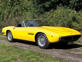 Ver foto 5 de Maserati Ghibli Spyder SS UK 1970