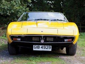 Ver foto 4 de Maserati Ghibli Spyder SS UK 1970