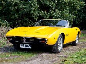 Ver foto 1 de Maserati Ghibli Spyder SS UK 1970