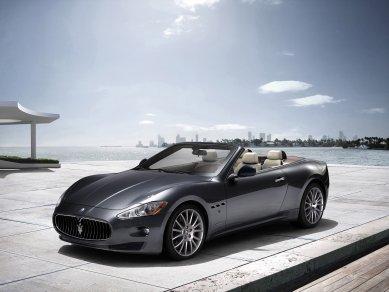 Maserati Granturismo Grancabrio Aut.