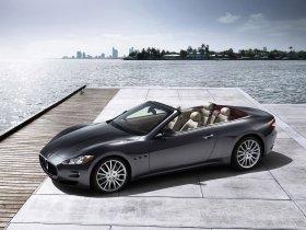 Ver foto 4 de Maserati GranCabrio 2010