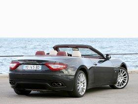 Ver foto 25 de Maserati GranCabrio 2010