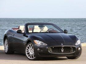 Ver foto 20 de Maserati GranCabrio 2010