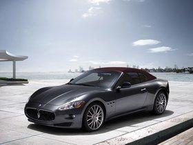 Ver foto 19 de Maserati GranCabrio 2010