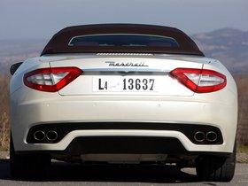 Ver foto 17 de Maserati GranCabrio 2010