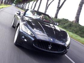 Ver foto 9 de Maserati GranCabrio 2010