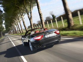 Ver foto 8 de Maserati GranCabrio 2010