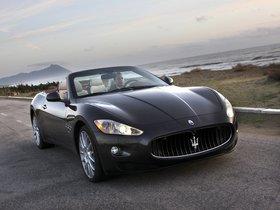 Ver foto 7 de Maserati GranCabrio 2010