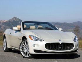 Ver foto 6 de Maserati GranCabrio 2010