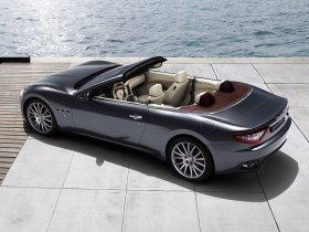 Ver foto 2 de Maserati GranCabrio 2010