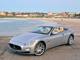 Ver foto 35 de Maserati GranCabrio 2010