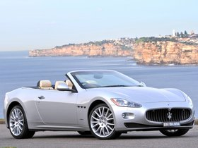Ver foto 32 de Maserati GranCabrio 2010