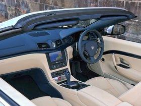 Ver foto 43 de Maserati GranCabrio 2010
