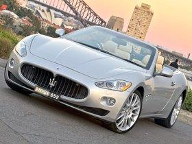 Ver foto 37 de Maserati GranCabrio 2010