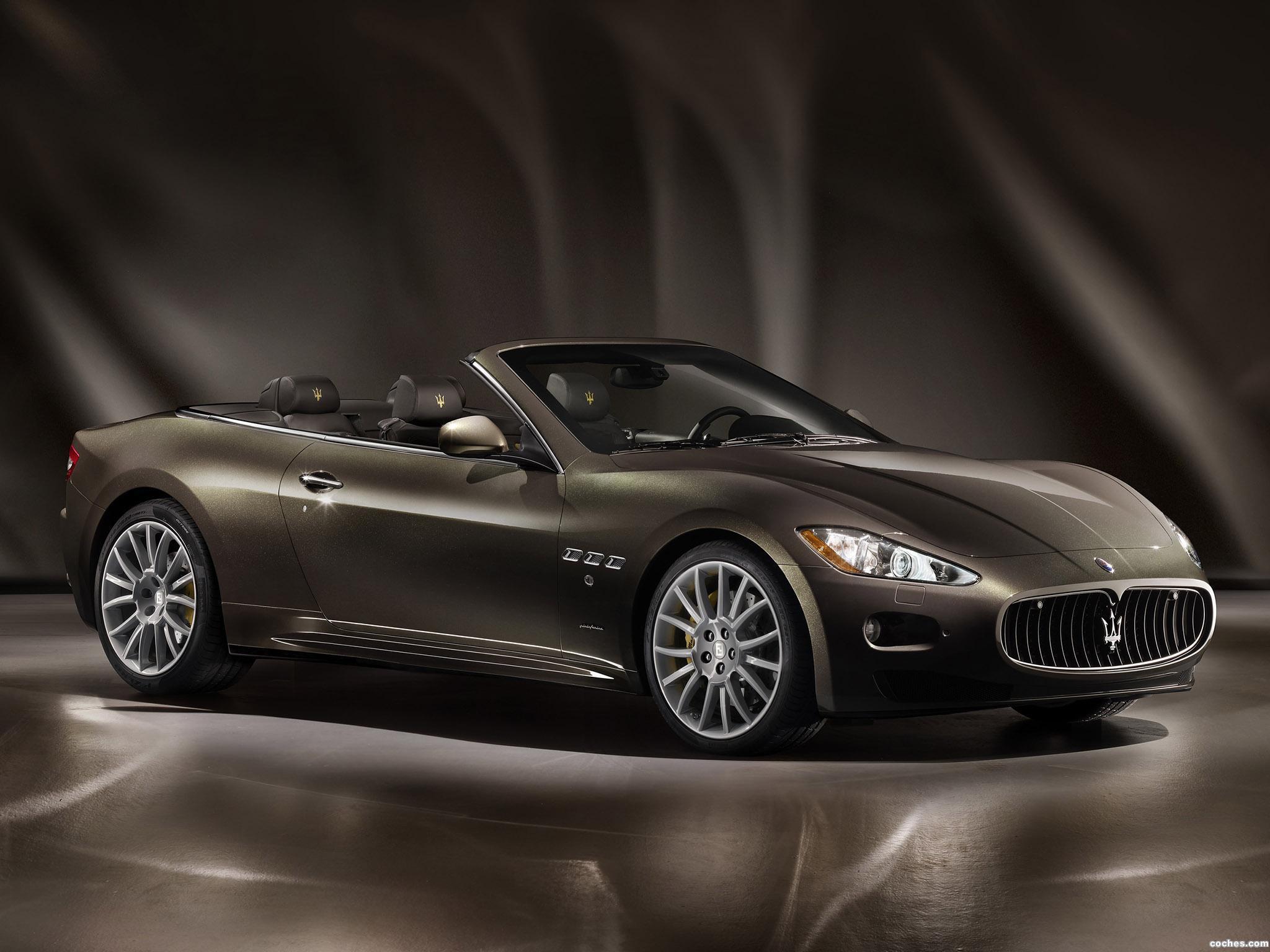 Foto 0 de Maserati GranCabrio Fendi 2011