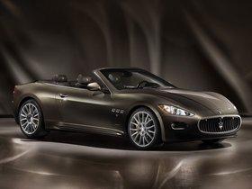 Fotos de Maserati GranCabrio Fendi 2011