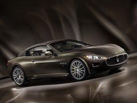 Ver foto 4 de Maserati GranCabrio Fendi 2011