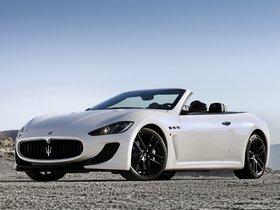 Ver foto 2 de Maserati GranCabrio MC Stradale 2012
