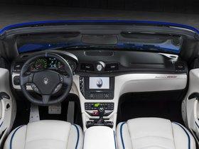 Ver foto 10 de Maserati GranCabrio MC Centennial Edition 2015