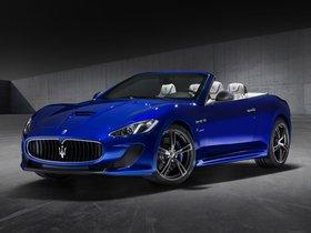 Ver foto 4 de Maserati GranCabrio MC Centennial Edition 2015