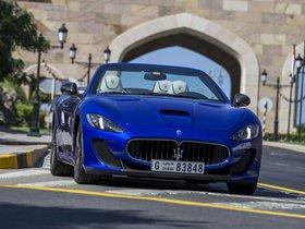 Ver foto 3 de Maserati GranCabrio MC Centennial Edition 2015
