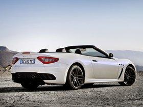 Ver foto 37 de Maserati GranCabrio MC 2012