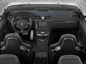 Ver foto 28 de Maserati GranCabrio MC 2012