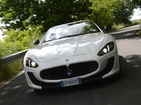 Ver foto 27 de Maserati GranCabrio MC 2012