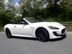 Ver foto 25 de Maserati GranCabrio MC 2012