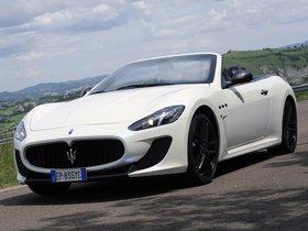 Ver foto 24 de Maserati GranCabrio MC 2012