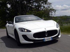 Ver foto 22 de Maserati GranCabrio MC 2012