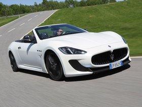 Ver foto 17 de Maserati GranCabrio MC 2012