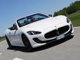 Ver foto 14 de Maserati GranCabrio MC 2012