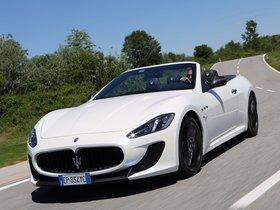 Ver foto 12 de Maserati GranCabrio MC 2012