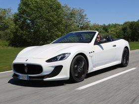 Ver foto 11 de Maserati GranCabrio MC 2012