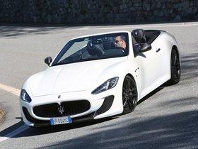 Ver foto 10 de Maserati GranCabrio MC 2012