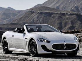 Ver foto 35 de Maserati GranCabrio MC 2012